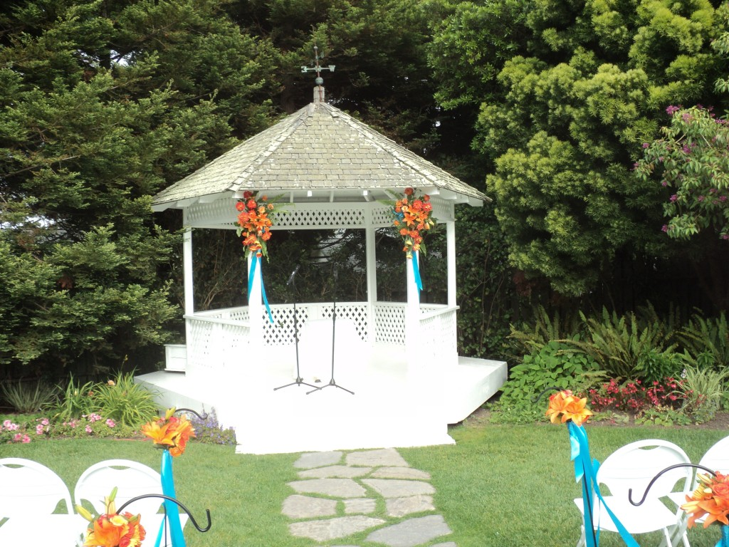 Cambria Wedding