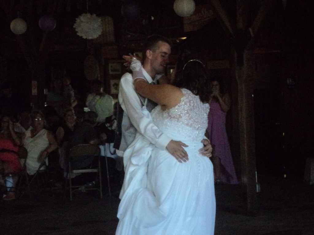 First dance los banos wedding dj