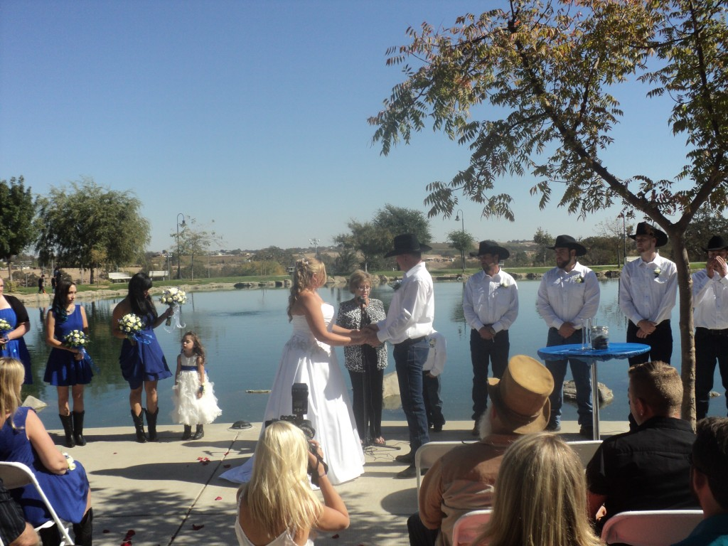 San Luis Obispo Wedding dj in Paso Robles SLO Wedding Entertainment