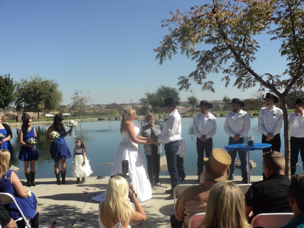 San Luis Obispo Wedding dj in Paso Robles SLO Wedding Entertainment