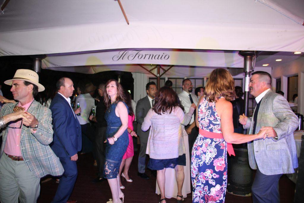 monterey wedding dj dancing carmel