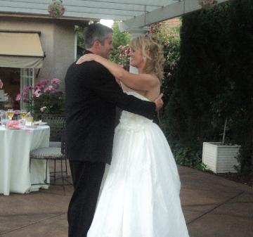 First Dance - Fresno Wedding