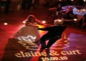 Gobo floor dancing